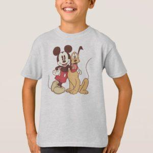 Mickey & Friends   Classic Mickey & Pluto T-Shirt