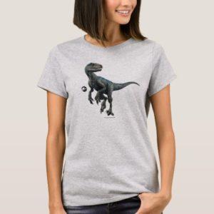 Jurassic World | Blue T-Shirt