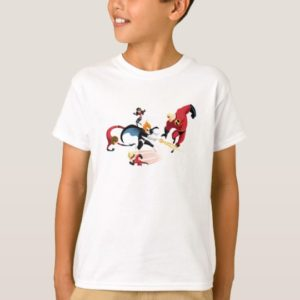 The Incredibles' Fighting Against Syndrome Disney T-Shirt