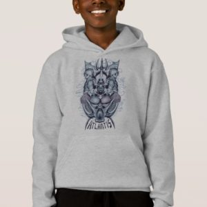 Aquaman | King Orm of Atlantis Graphic Hoodie