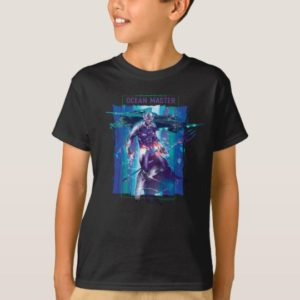 Aquaman | Ocean Master King Orm Refracted Graphic T-Shirt