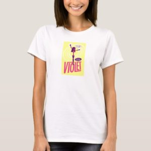 Disney The Incredible Violet T-Shirt