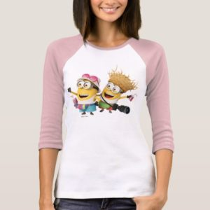 Despicable Me | Minions Vacation T-Shirt