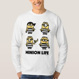 Despicable Me | Minion Life in Jail T-Shirt