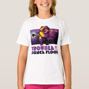 Despicable Me | Minion Trouble on the Dance Floor T-Shirt