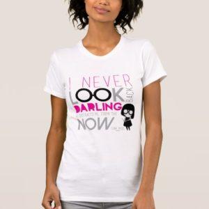 Edna Mode - I Never Look Back T-Shirt