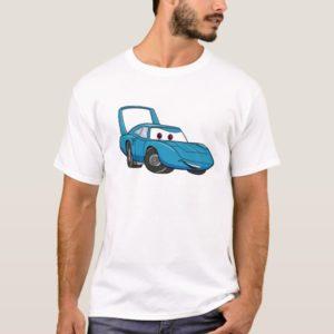 Cars The King smiling Disney T-Shirt