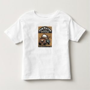 Cars' Tow Mater Disney Toddler T-shirt
