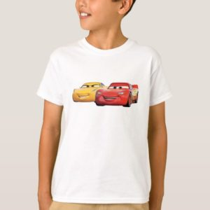 Cars 3 | Lightning McQueen & Cruz Ramirez T-Shirt