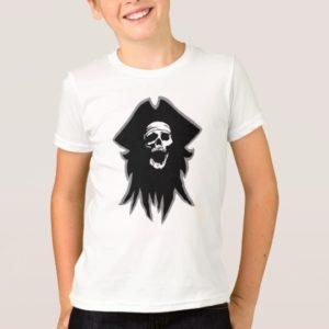 Pirate Skull Design T-Shirt