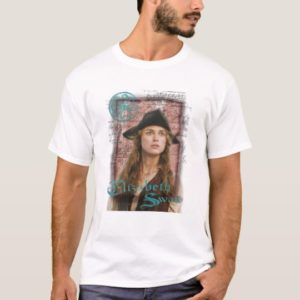 Pirates Of The Caribbean Elizabeth Swann Disney T-Shirt