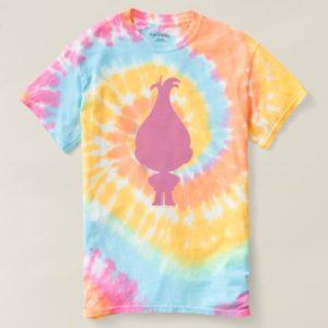 Trolls | Poppy - Pink Silhouette T-shirt