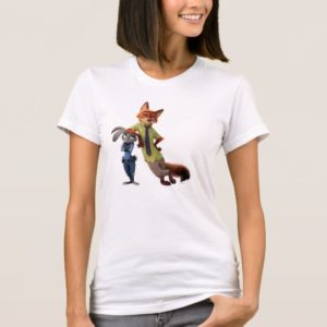 Zootopia | Judy & Nick - Just Chilling! T-Shirt