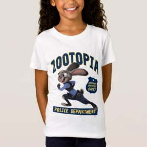 Zootopia | Judy Hopps - Keeping Critters Safe! T-Shirt