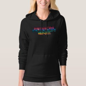 Ready Player One | Rainbow Logo Hoodie
