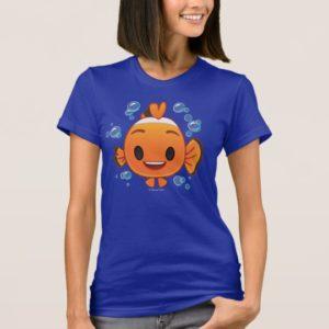 Finding Dory   Nemo Emoji T-Shirt
