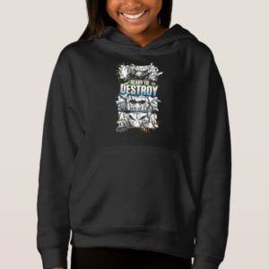 RAMPAGE | Ready to Destroy Hoodie