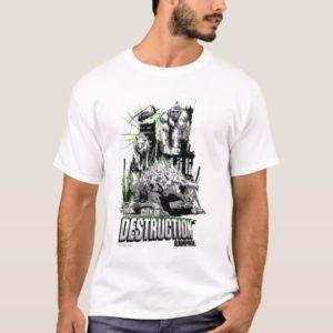RAMPAGE   City of Destruction T-Shirt