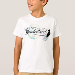 The White Rabbit   Wonderland T-Shirt