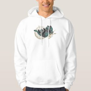 Cheshire Cat   Time's a Wastin' 2 Hoodie