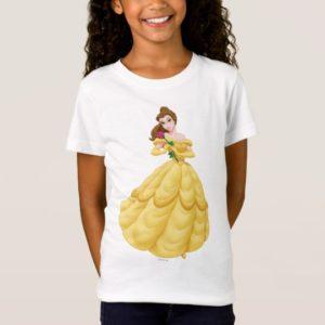 Belle Holding Rose T-Shirt