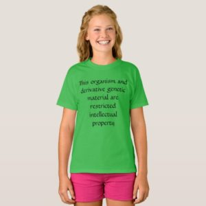This organism--intellectual property  Orphan Black T-Shirt