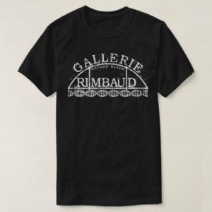 Orphan Black Gallerie Rimbaud T-Shirt