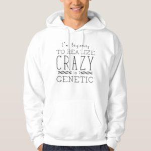 Orphan Black | Crazy is Genetic Hoodie