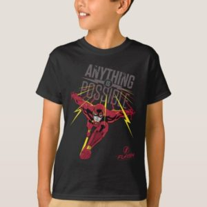 """The Flash   """"Anything Is Possible"""" T-Shirt"""