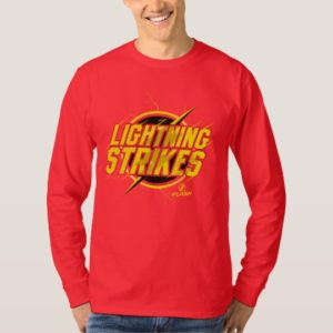 "The Flash | ""Lightning Strikes"" Graphic T-Shirt"