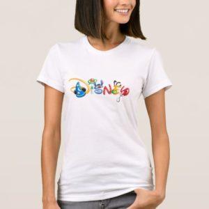 Disney Logo   Boy Characters T-Shirt