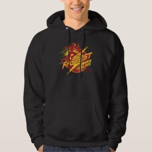 The Flash   The Fastest Man Alive Hoodie