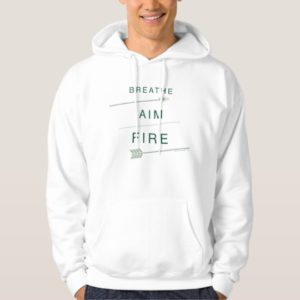 Arrow | Breathe Aim Fire Hoodie