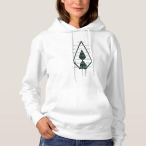 Arrow | Green Arrow Parody Wanted Post Hoodie