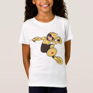 Go Go Tomago Yellow Suit T-Shirt