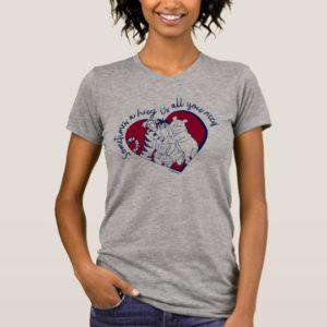 Pooh & Pals | A Hug is all You Need Quote T-Shirt
