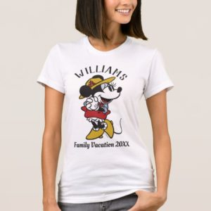 Minnie Mouse | Outdoor Minnie T-Shirt