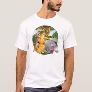 Pooh & Friends 9 T-Shirt