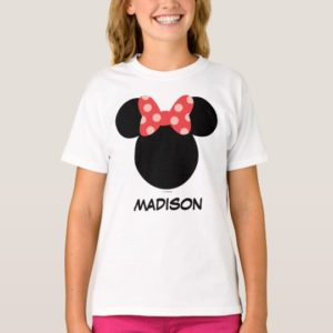 Disney Family Vacation - Minnie   Add Your Name T-Shirt
