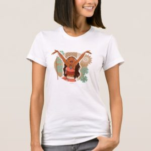 Moana | One With The Waves T-Shirt