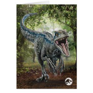 Jurassic World   Blue - Nature's Got Teeth