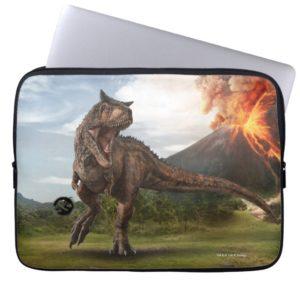 Jurassic World   Carnotaurus Computer Sleeve