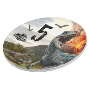 Jurassic World | Dinosaur Birthday Paper Plate