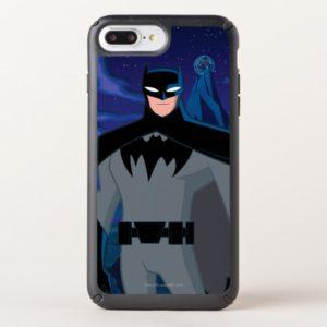Justice League Action   Batman Character Art Speck iPhone Case