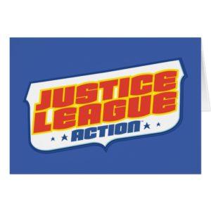 Justice League Action   Color Logo