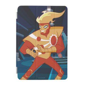 Justice League Action | Firestorm Character Art iPad Mini Cover