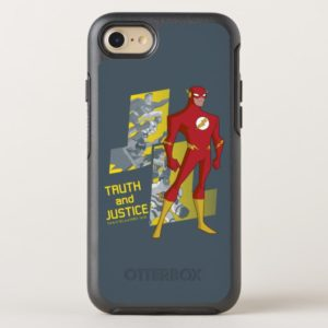 Justice League Action | Truth And Justice OtterBox iPhone Case