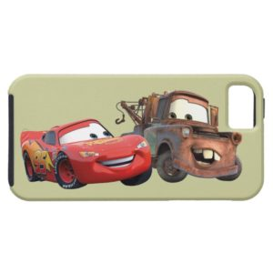 Lightning McQueen and Mater Case-Mate iPhone Case