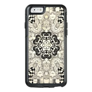 Mad Hatter Kaleidoscope 2 OtterBox iPhone Case