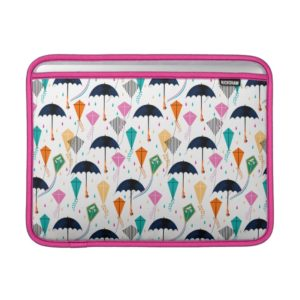 Magic Fills the Air Kite Pattern MacBook Air Sleeve